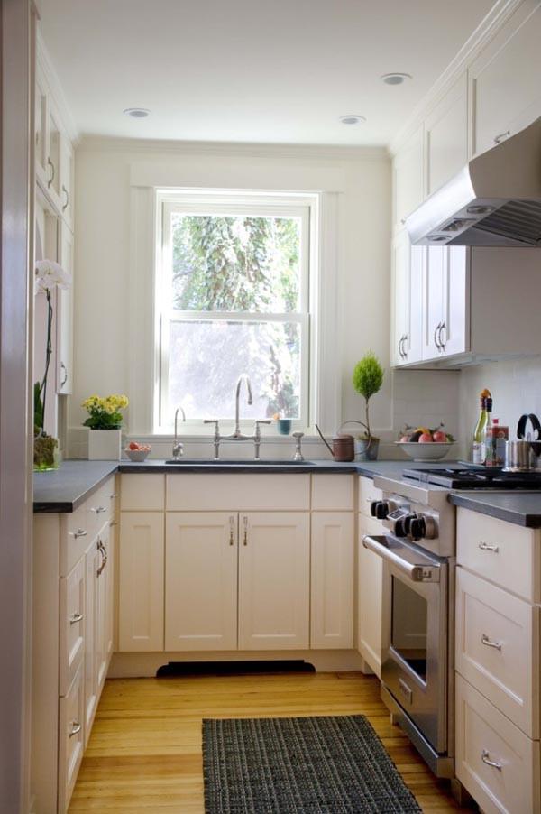 Small Kitchen Ideas  21 Small Kitchen Design Ideas Gallery