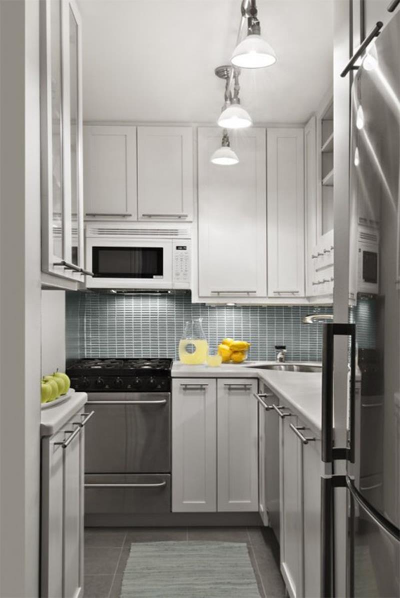 Small Kitchen Ideas  25 Small Kitchen Design Ideas Page 2 of 5