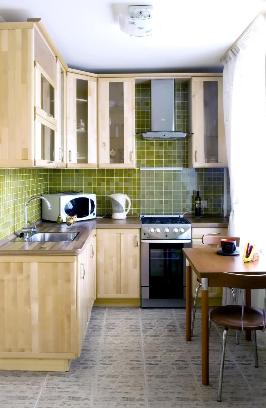 Small Kitchen Ideas  50 Kitchen Designs for All Tastes Small Medium