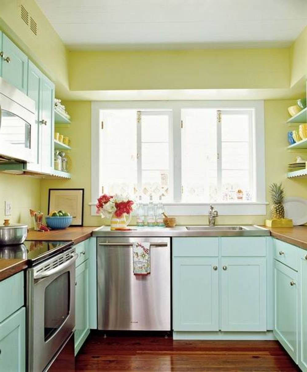 Small Kitchen Ideas  57 Small Kitchen Ideas That Prove Size Doesn t Matter