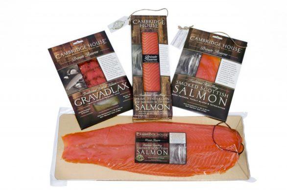 Smoked Salmon Brands  Macknight seeks to prevent Santa Barbara using disputed