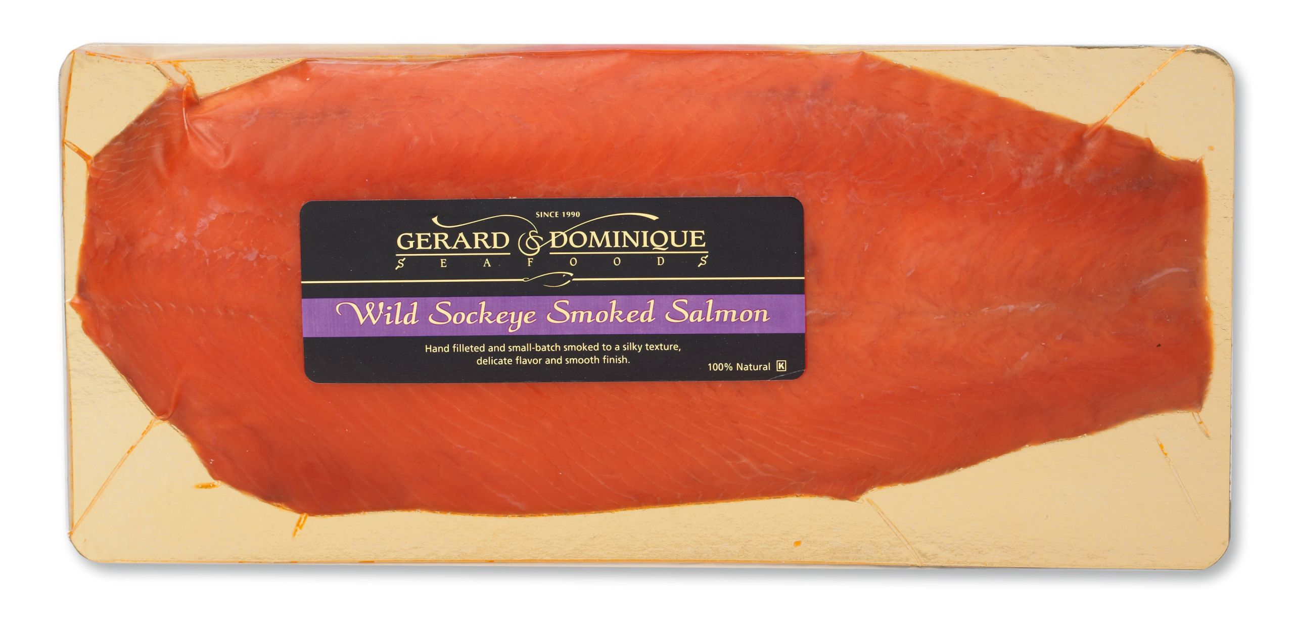 Smoked Salmon Brands  SeaBear pany Earns Non GMO Project Verification For