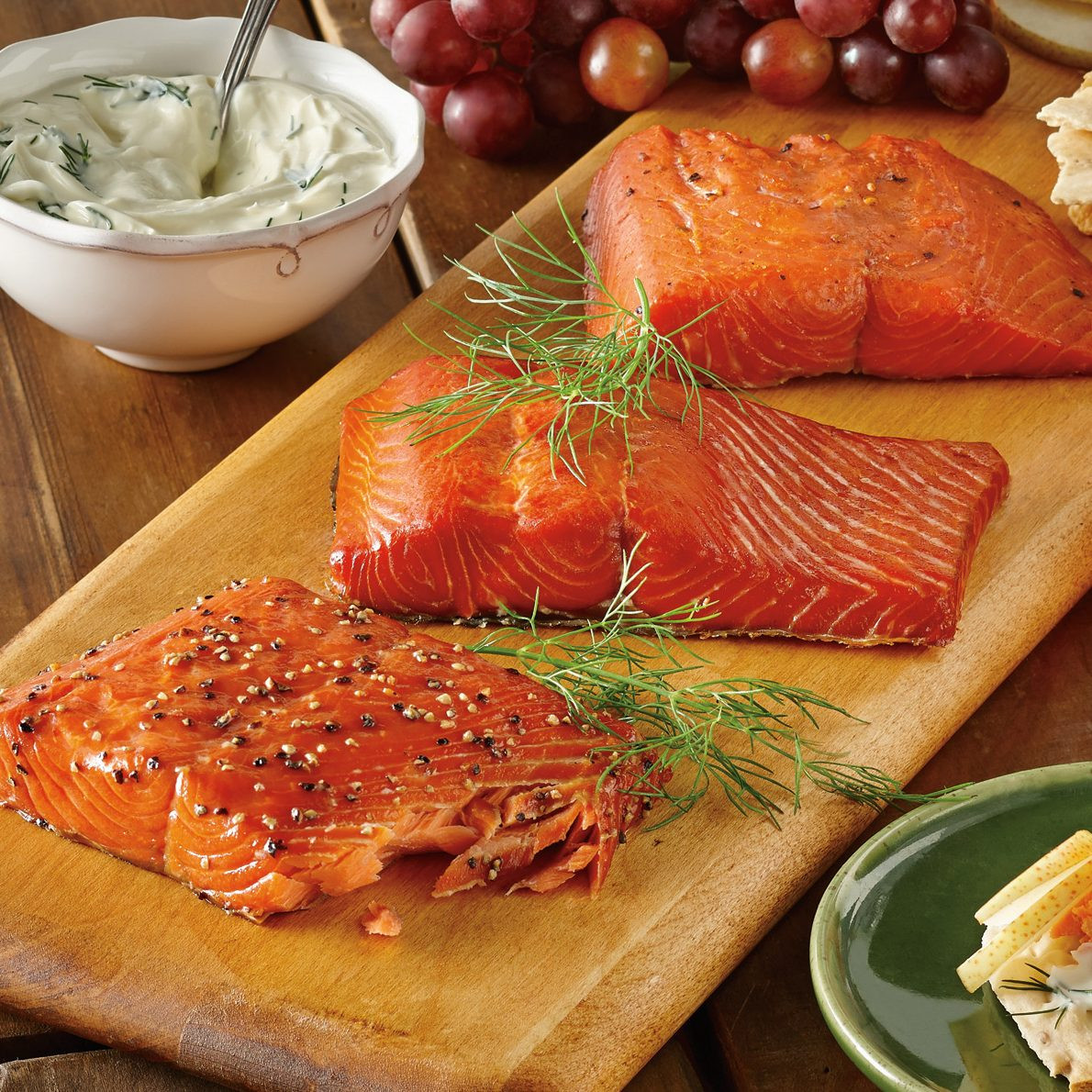Smoked Salmon Brands  Smoked Salmon