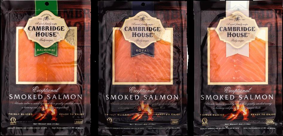 Smoked Salmon Brands  Cambridge House Santa Barbara Smokehouse