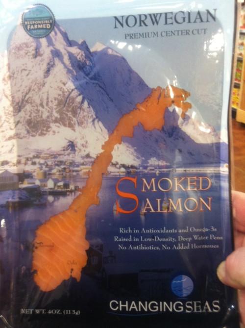 Smoked Salmon Brands  QUICK NAME A BRAND OF SMOKED SALMON