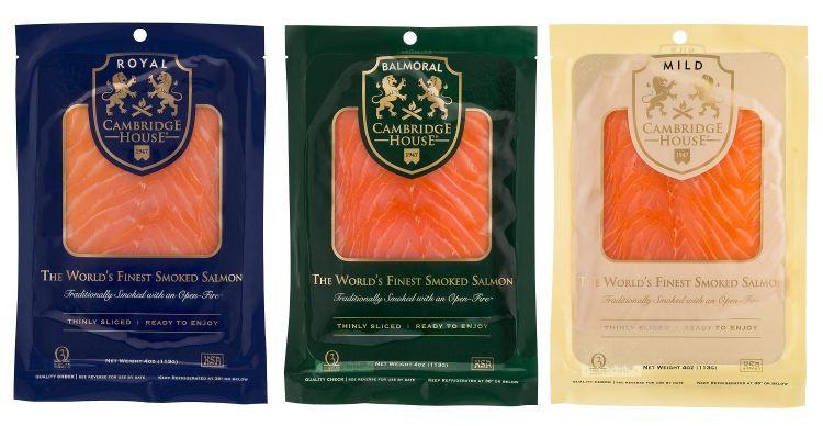 Smoked Salmon Brands  Cambridge House The World s Finest Smoked Salmon