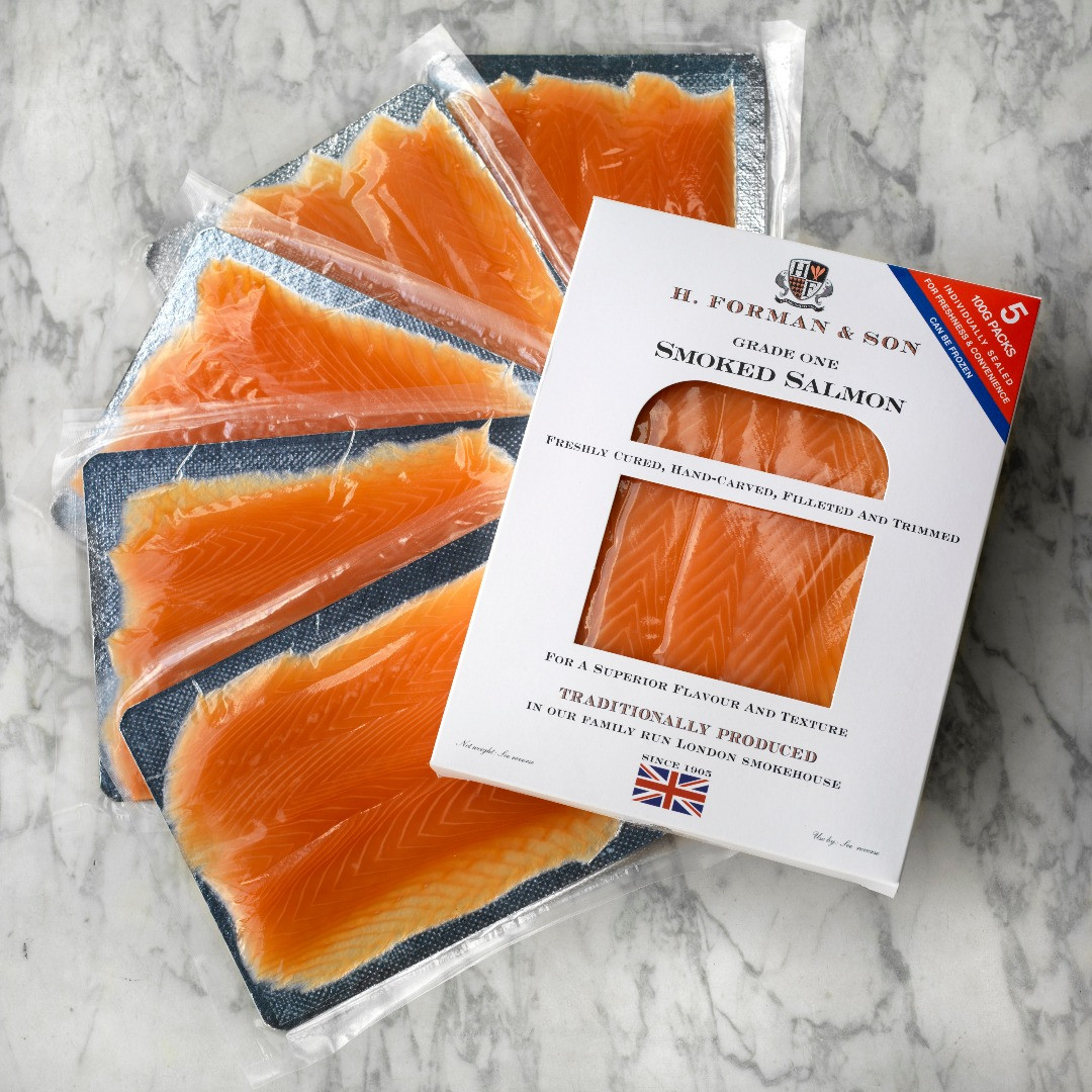 Smoked Salmon Brands  H Forman & Son for the world s finest smoked salmon