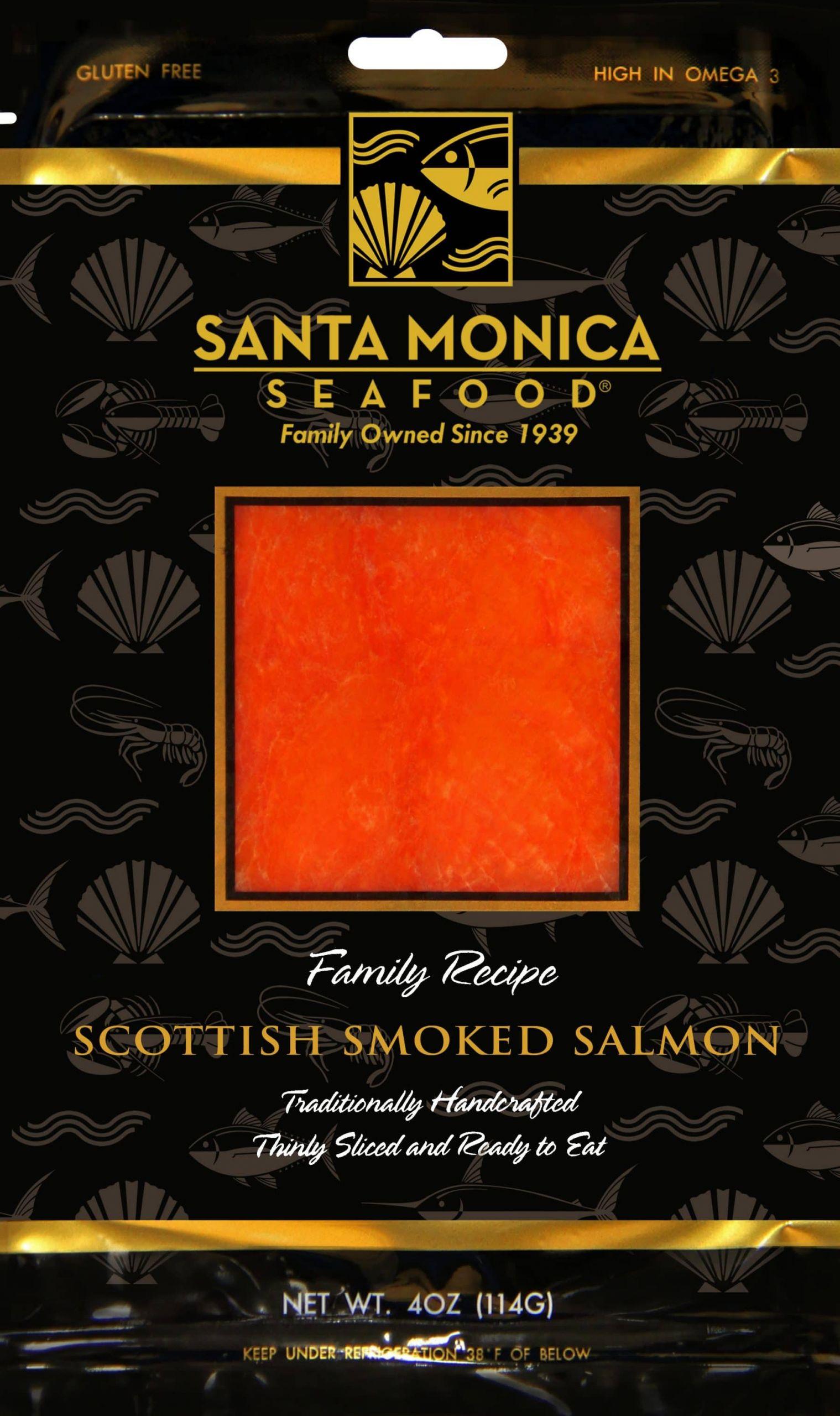 Smoked Salmon Brands  Scottish Smoked Salmon SMS Brand