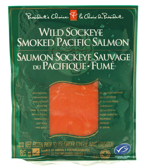 Smoked Salmon Brands  Shelf Life Taste Test Columns Meat Poultry Seafood