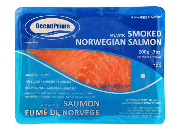 Smoked Salmon Brands  Smoked Salmon Norwegian