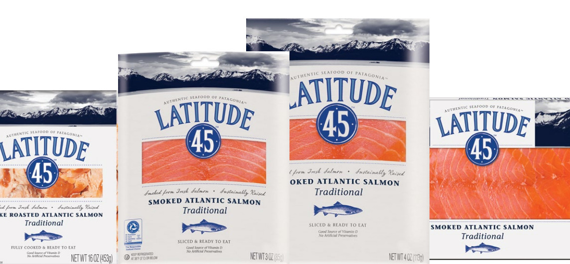 Smoked Salmon Brands  Multiexport Foods launches new smoked salmon brand