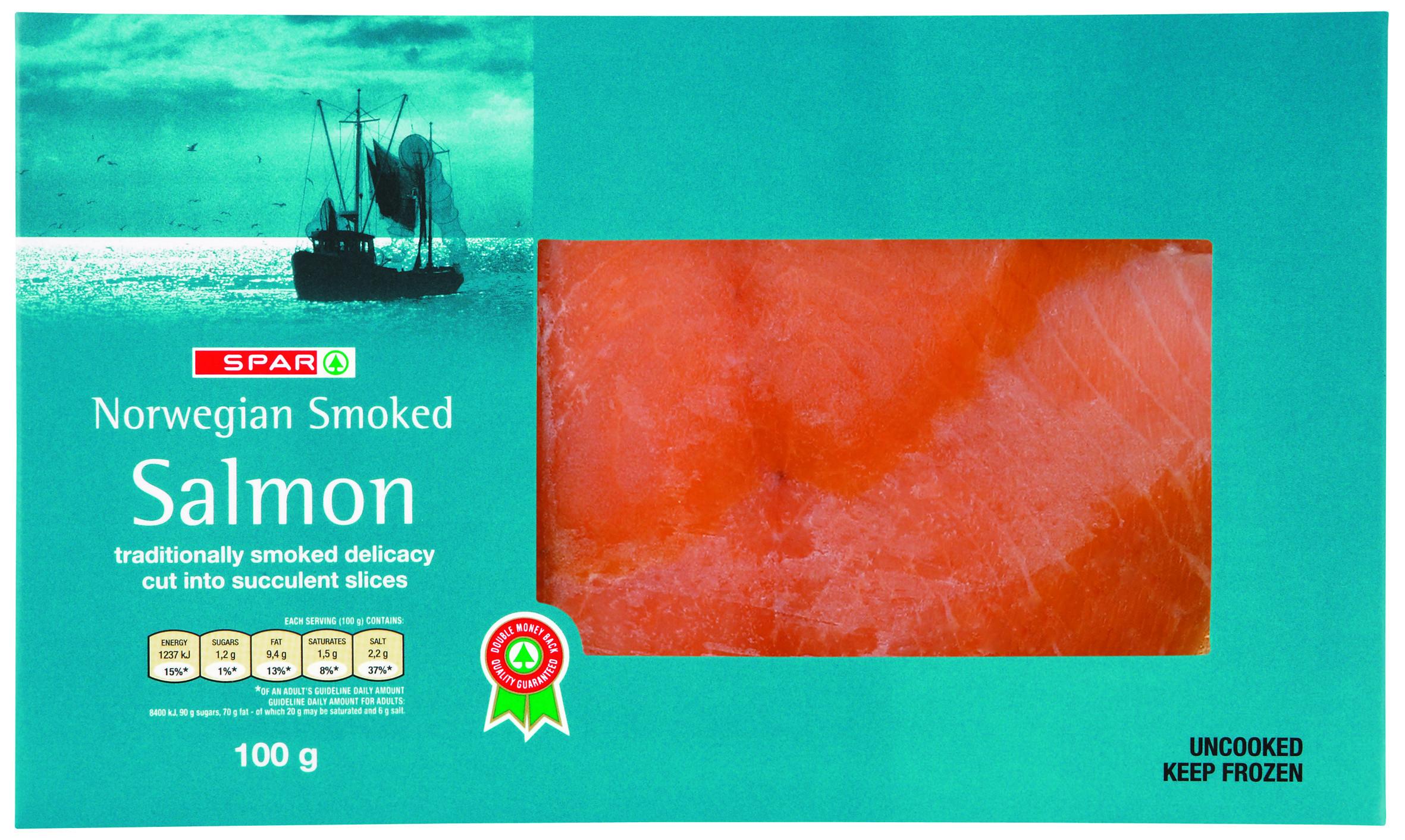 Smoked Salmon Brands  SPAR Recipe