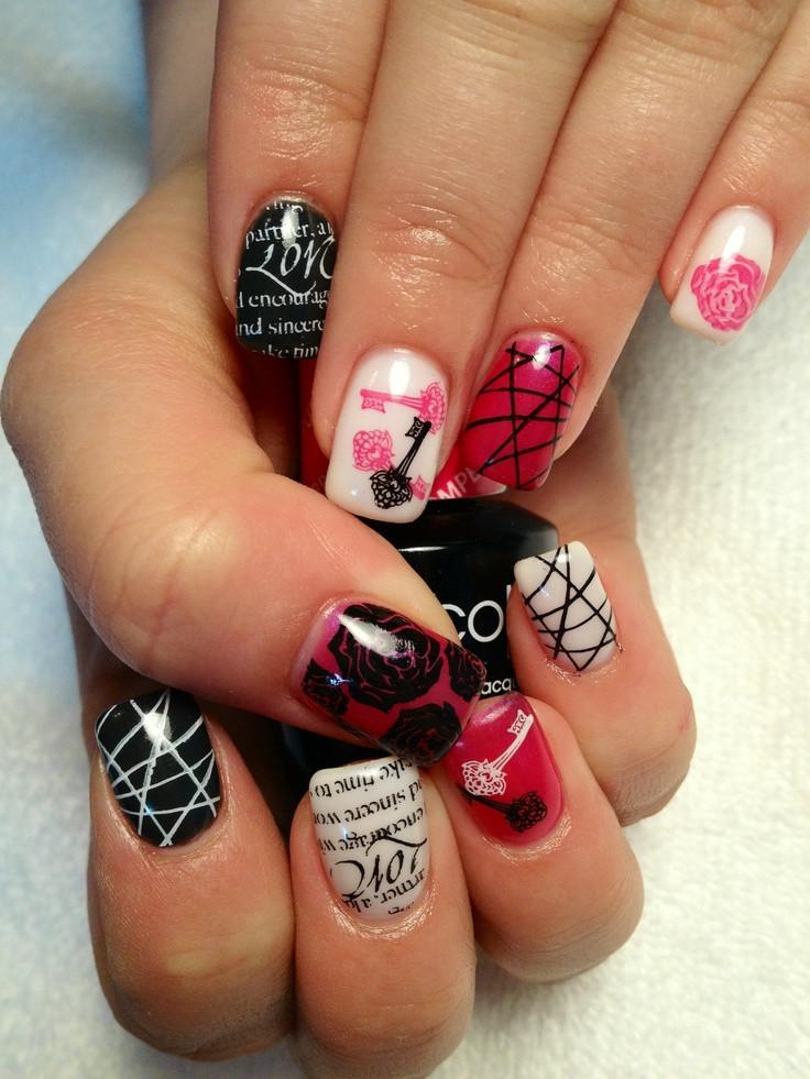 Solid Nail Colors  Gel Nail Art Solid Color Nails