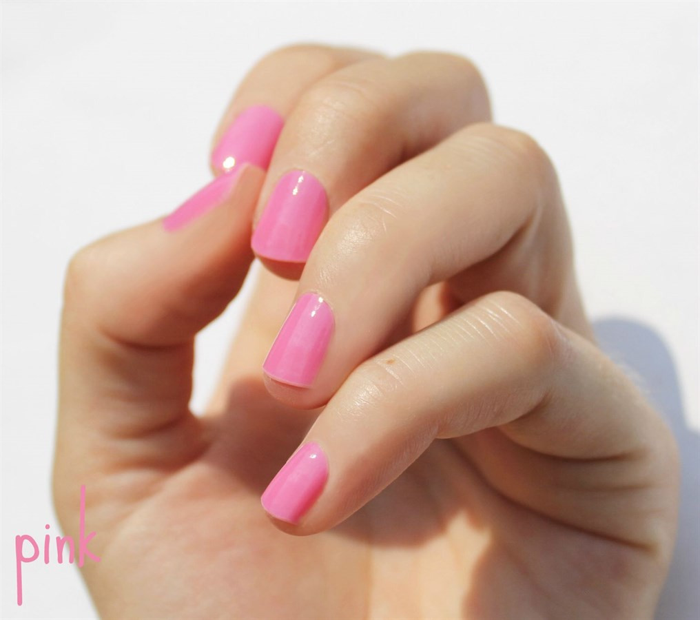 Solid Nail Colors  Solid Color Nail Wraps 10 Colors