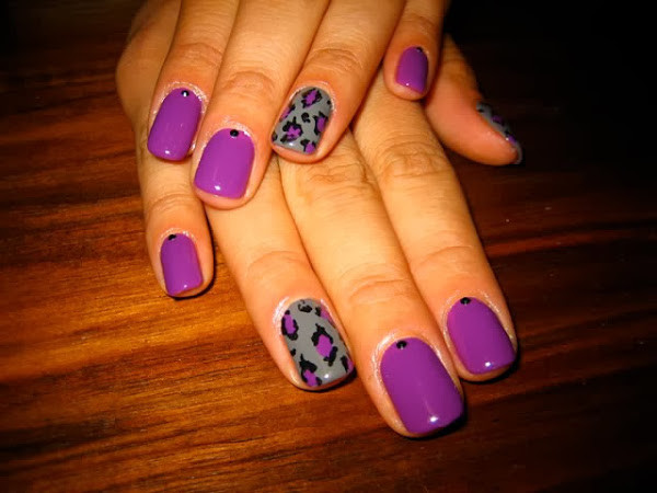 Solid Nail Colors  Solid Color Nail Designs