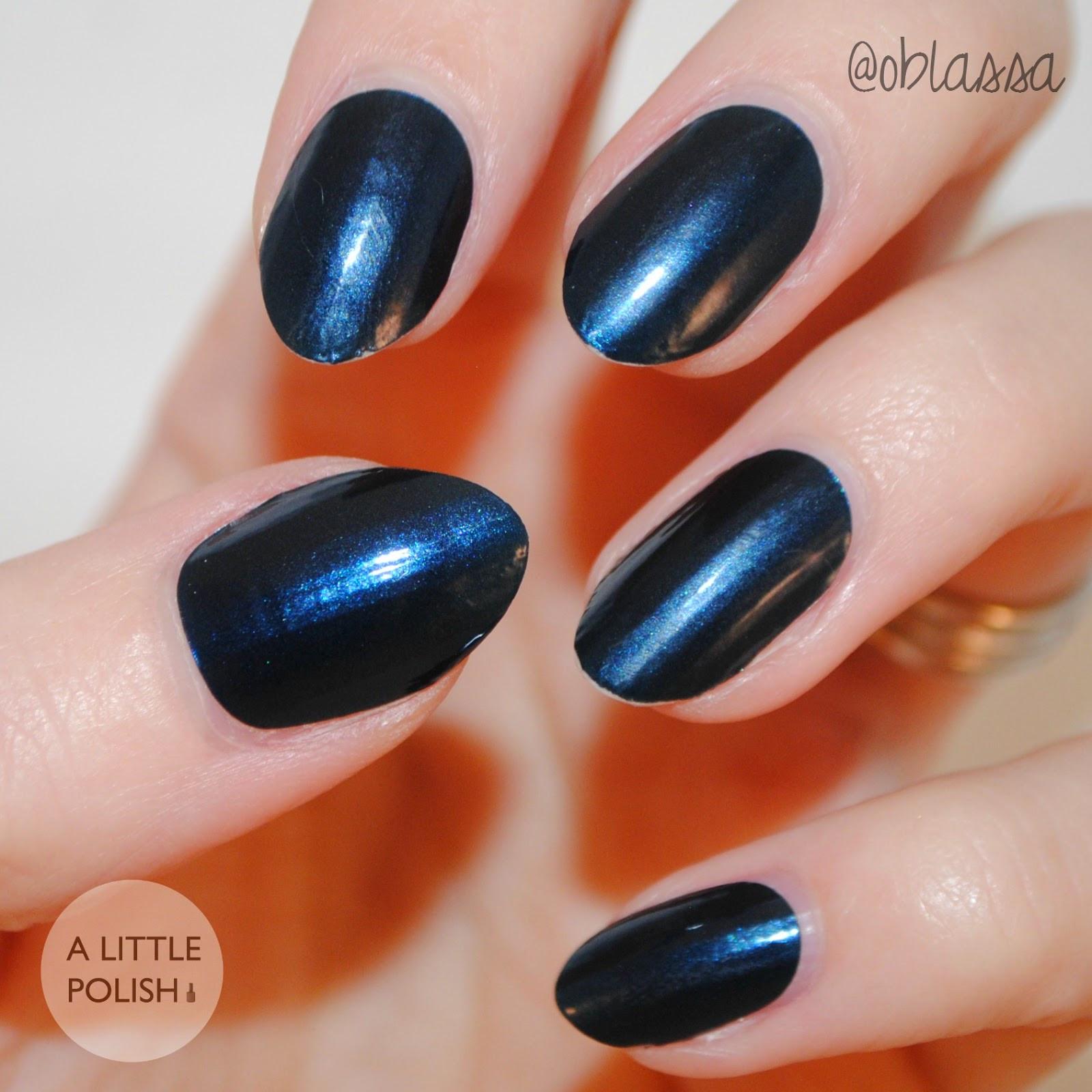 Solid Nail Colors  A Little Polish Incoco Real Nail Polish Appliques Fall