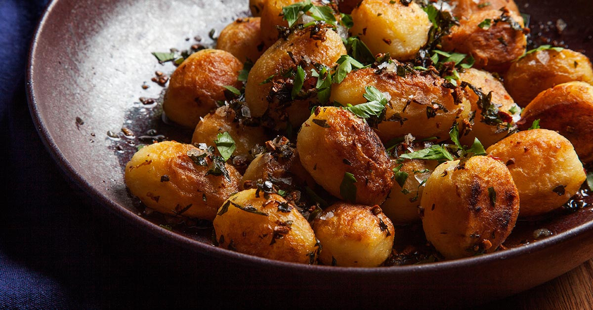 Spain Side Dishes  Recipe Spanish Style Potatoes