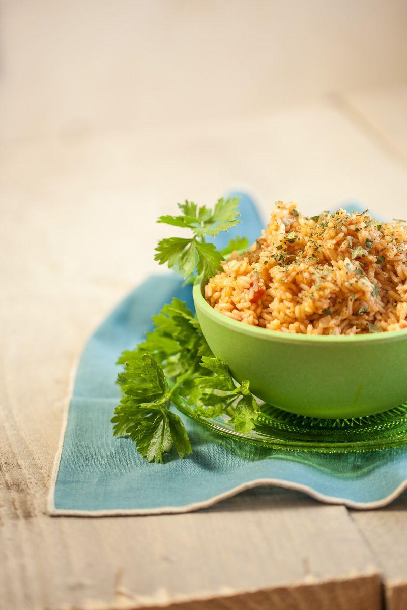 Spain Side Dishes  Spanish rice ohmydish