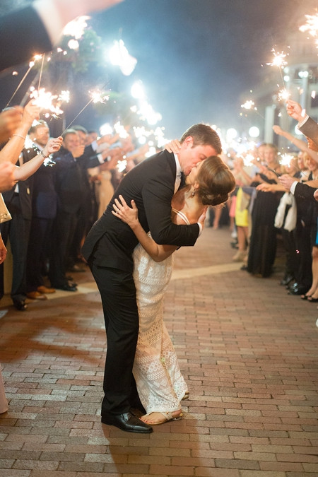 Sparkler Wedding Exit  The 411 on Sparklers making the most of a wedding exit