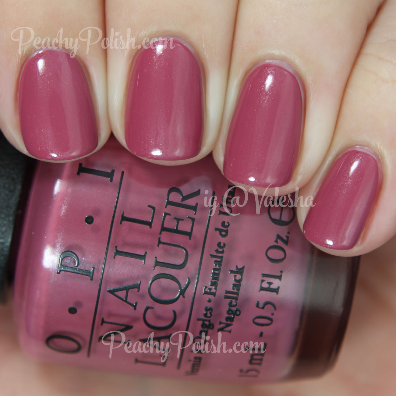 Spring Nail Colors Opi  OPI Spring 2015 Hawaii Collection Swatches & Review
