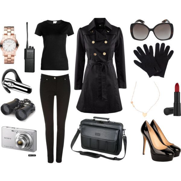 Spy Costume DIY  34 best Spy Outfits Ideas images on Pinterest