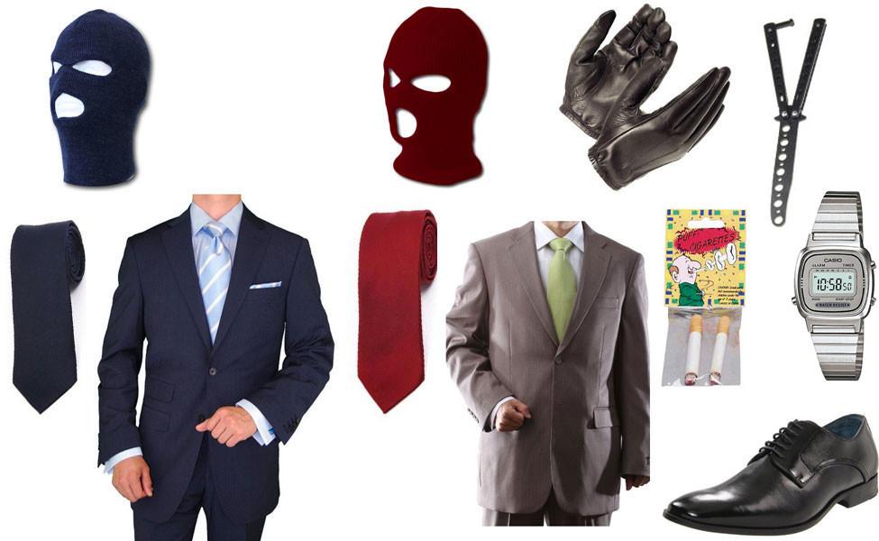 Spy Costume DIY  TF2 Spy Costume