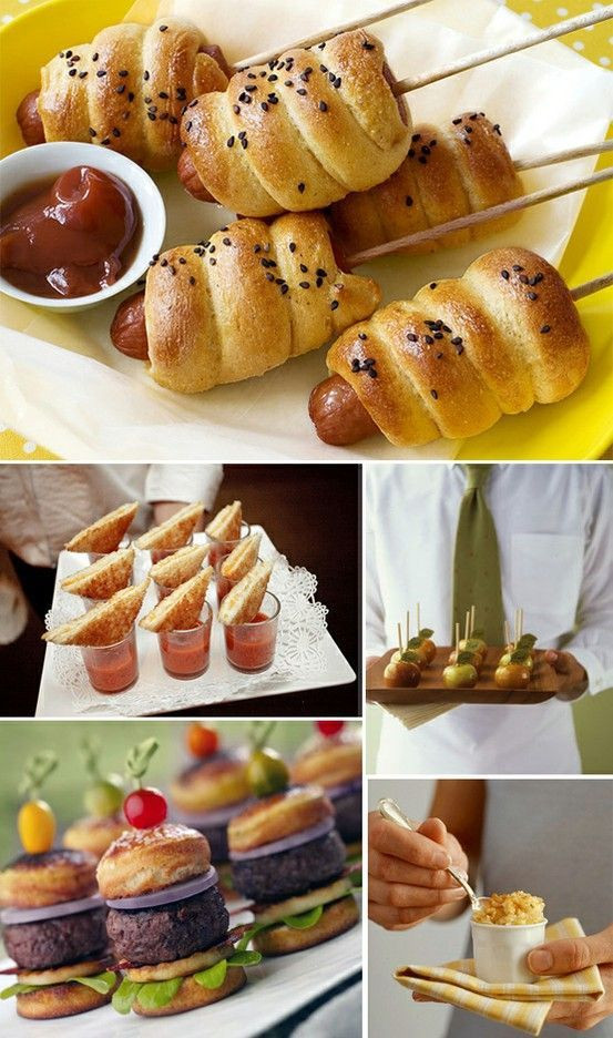 Summertime Party Food Ideas  Summer party food ideas Food and Drinks