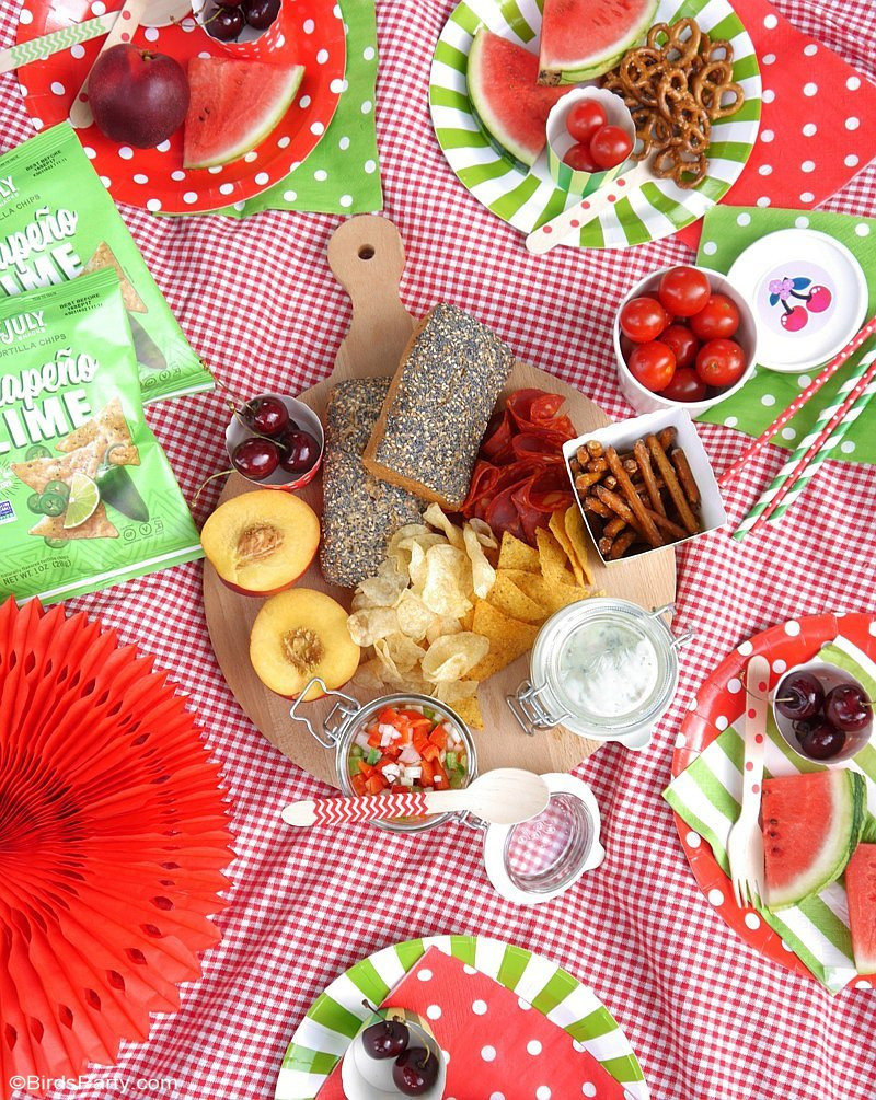 Summertime Party Food Ideas  Tasty Ideas for the Perfect Summer Picnic Party Party
