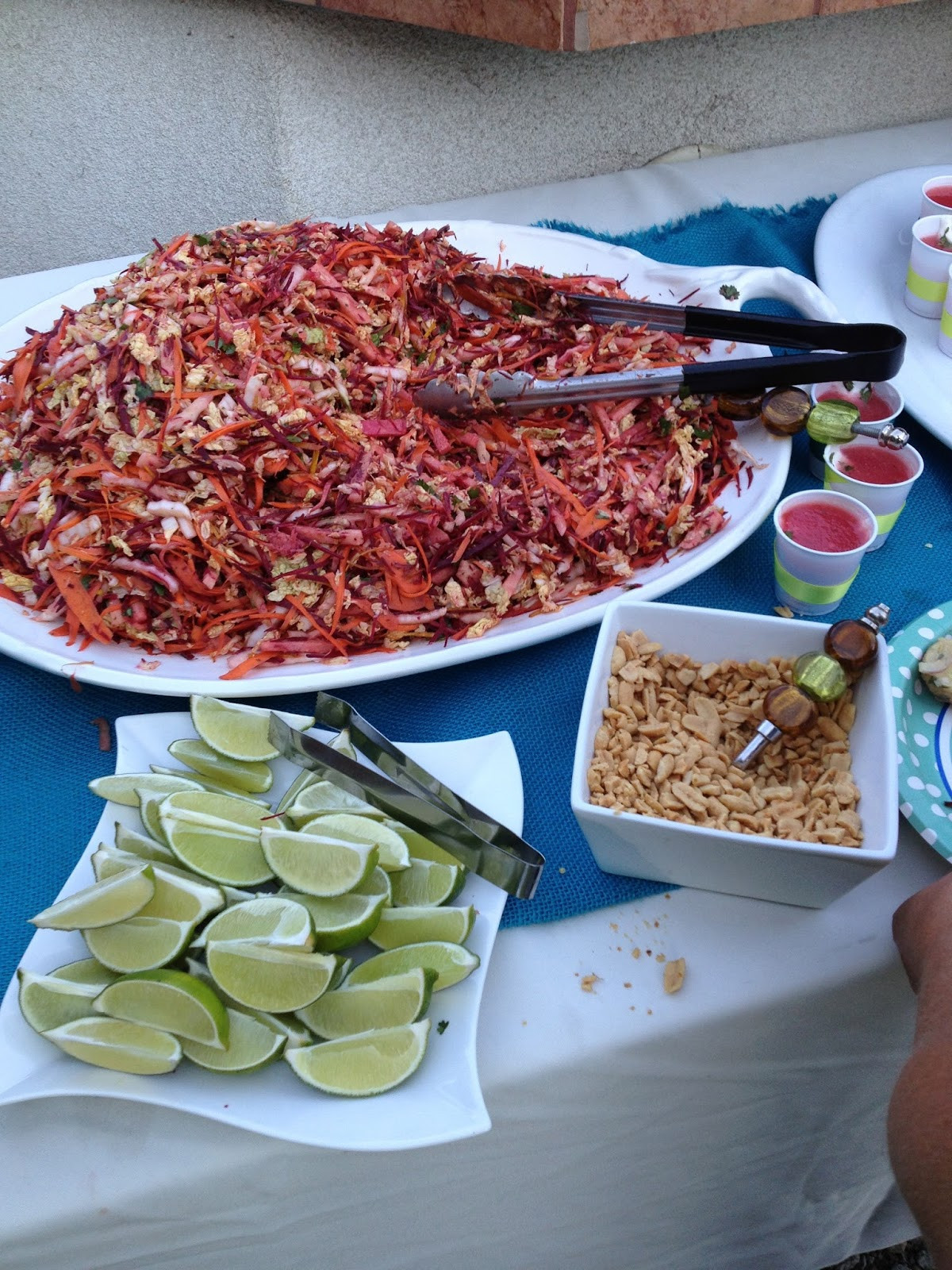 Summertime Party Food Ideas  Clean And Light Summer Party Food For Mom s 60th Birthday
