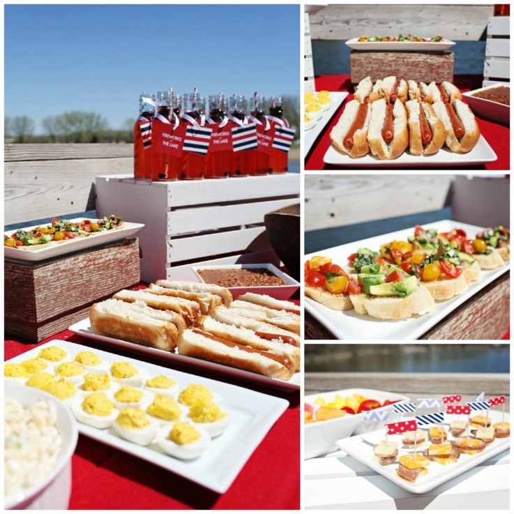 Summertime Party Food Ideas  Summer Party Ideas Party Food