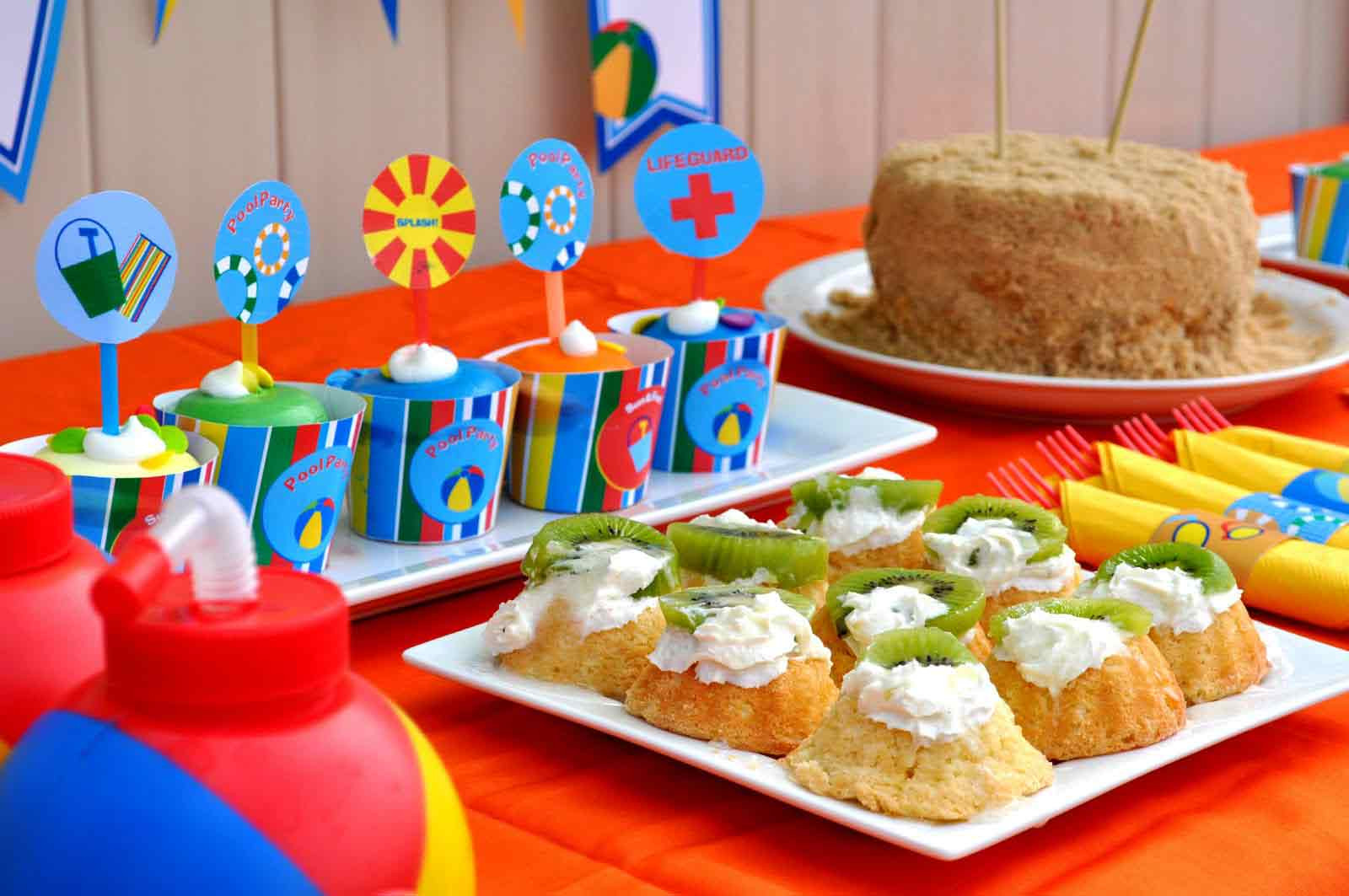 Summertime Party Food Ideas  Coolest Summer Party Ideas