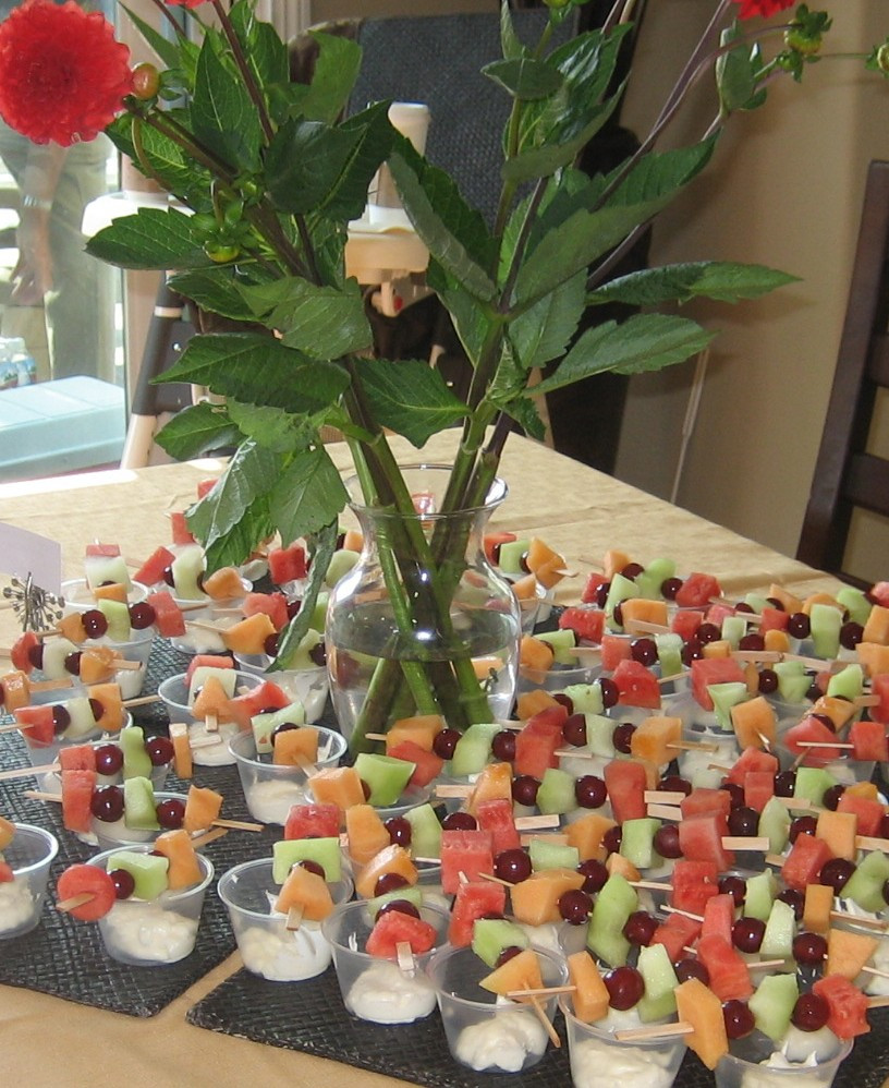 Summertime Party Food Ideas  Refreshing Summer Party Food Idea