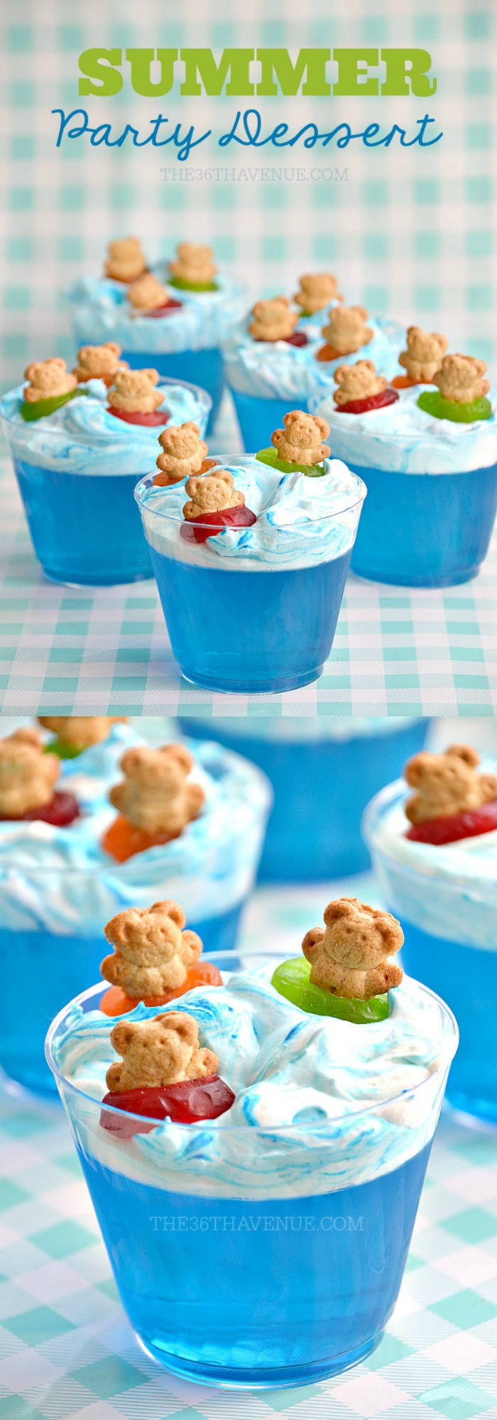 Summertime Party Food Ideas  Summer Dessert – Pool Party Ideas