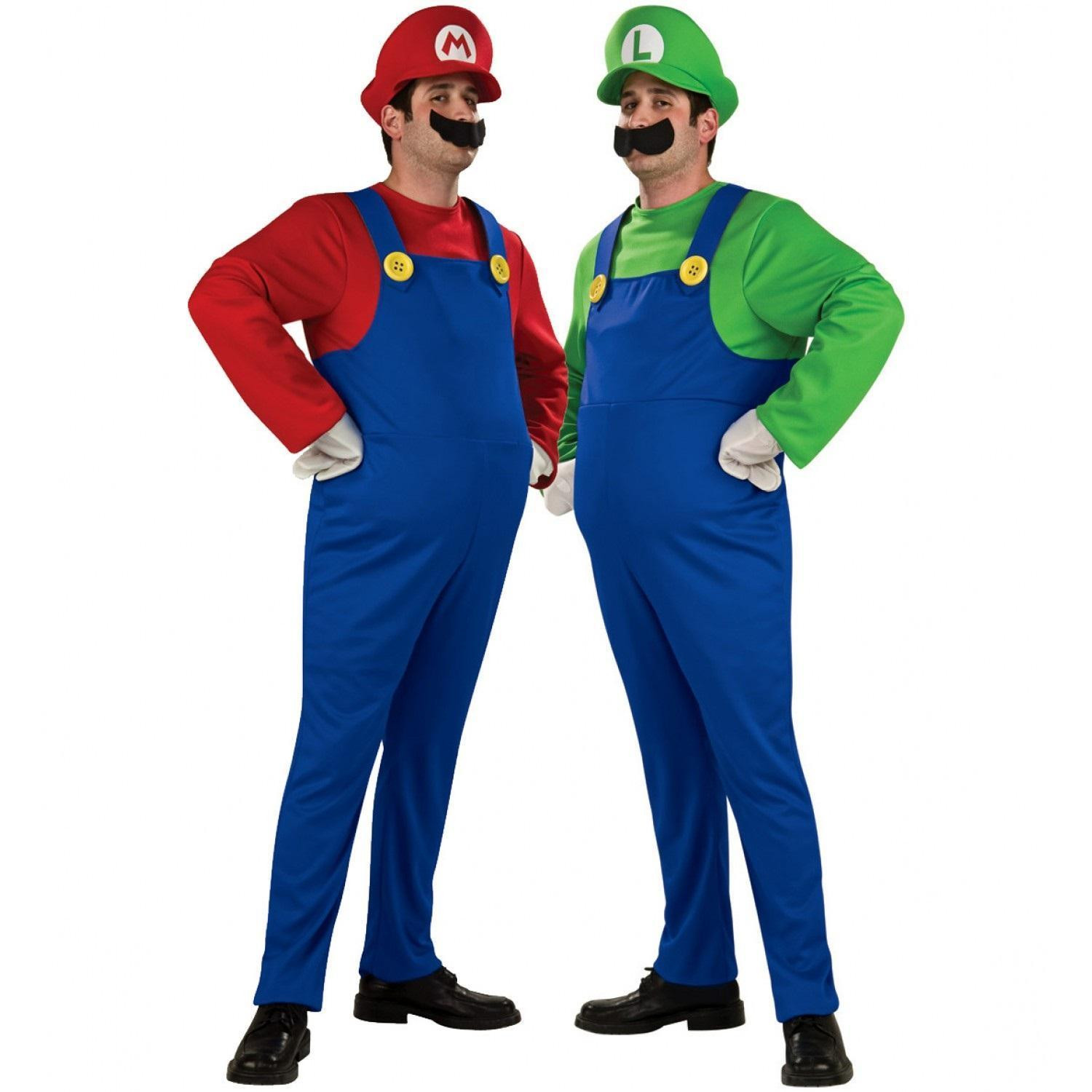 Super Mario Costume DIY  How To Make a DIY Mario Costume 5 steps with images