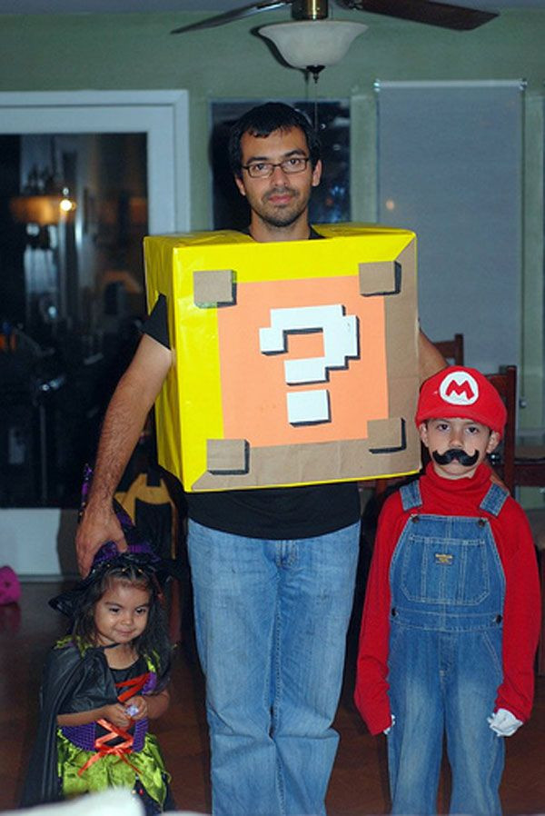 Super Mario Costume DIY  Cheap and Easy Super Mario Costume