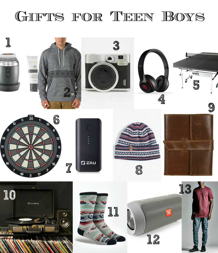 Teen Boys Gift Ideas  Last Minute Gift Ideas for Teen Boys and Men that don t