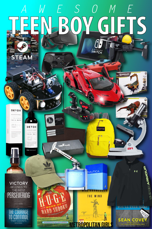 Teen Boys Gift Ideas  Top 35 Gifts For Teen Boys Teenage Guys Gift Ideas