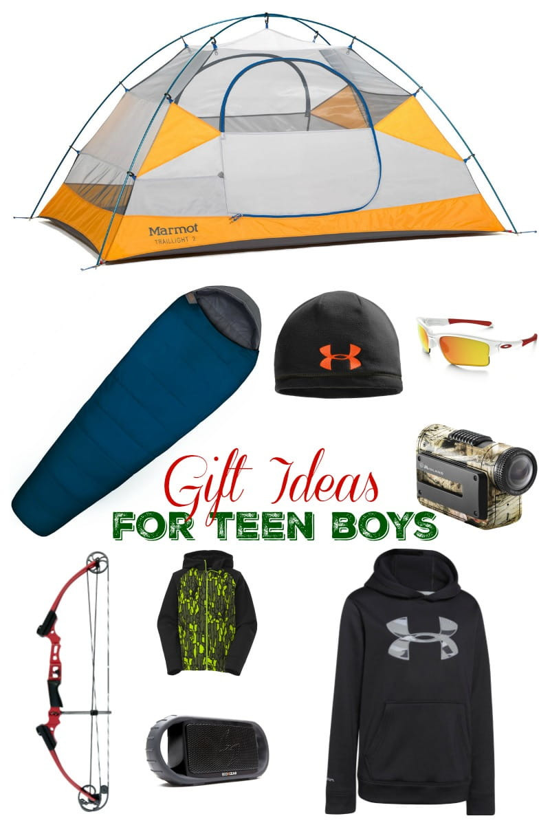 Teen Boys Gift Ideas  Holiday Gift Ideas for Teen Boys from Gander Mountain