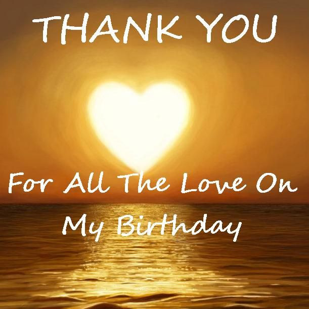 Thank You So Much For The Birthday Wishes  17 Best images about thank you birthday wishes on