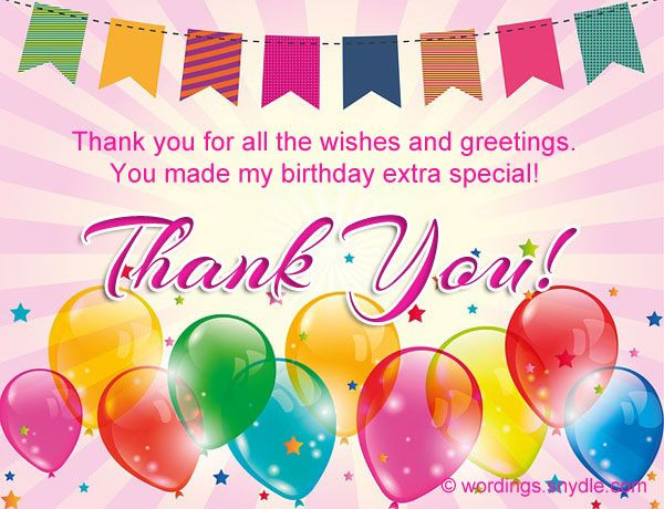 Thank You So Much For The Birthday Wishes  thank you so much dear friends for the birthday wishes