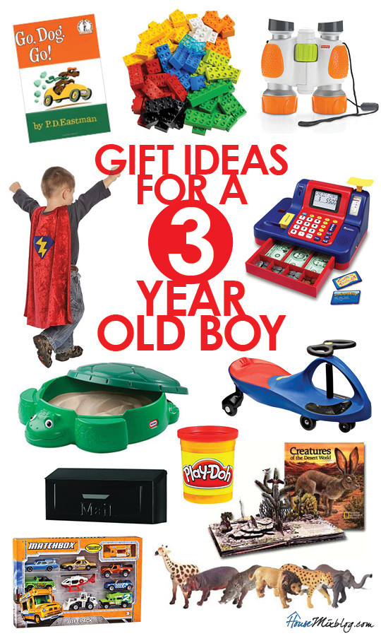 Toddler Gift Ideas For Boys  Toys for a 3 year old boy