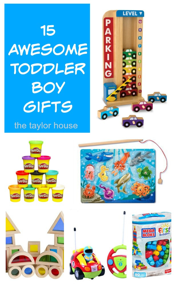 Toddler Gift Ideas For Boys  15 Great Gifts for Toddler Boys