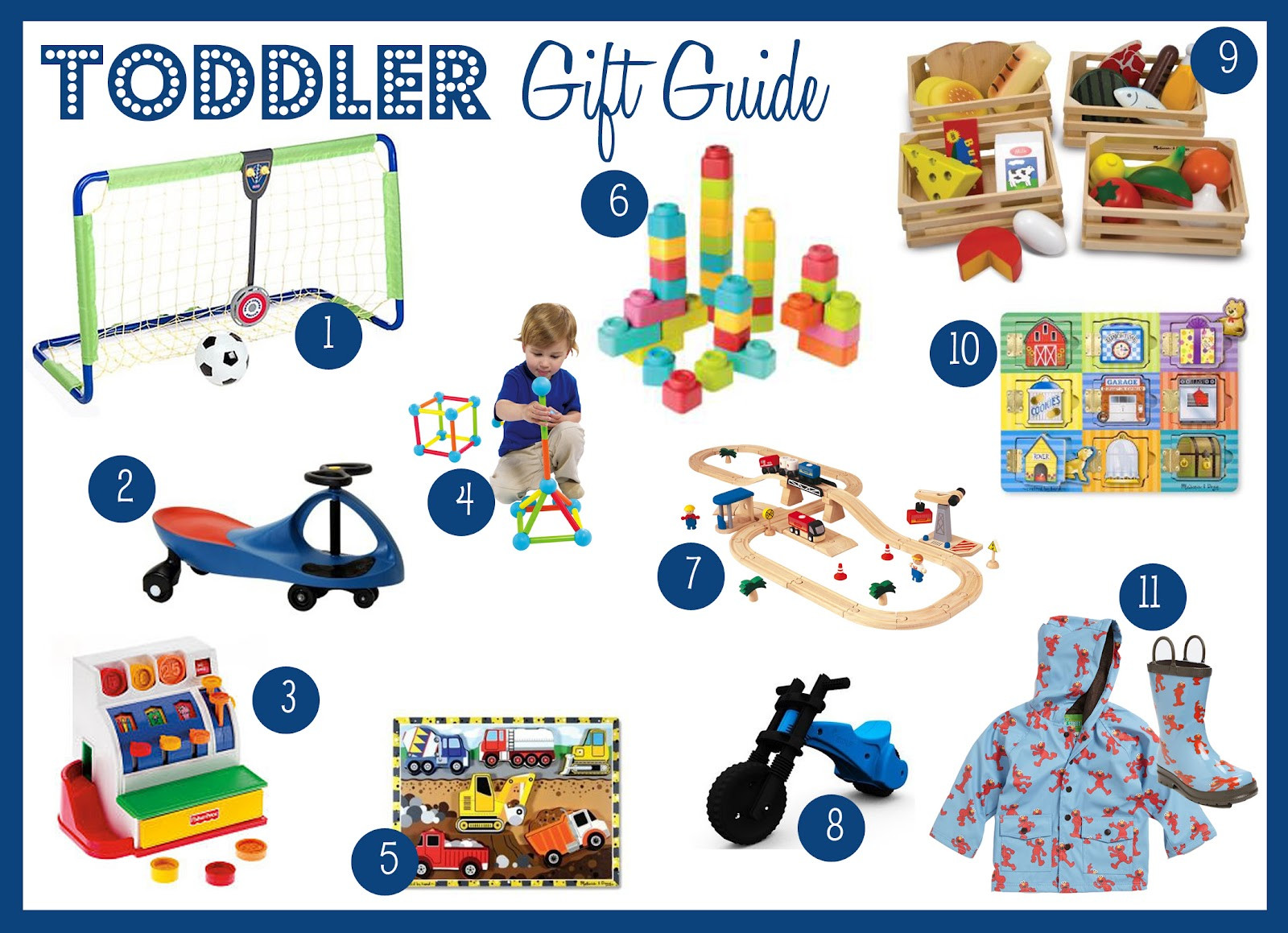 Toddler Gift Ideas For Boys  Daily Dimples Toddler Gift Guide