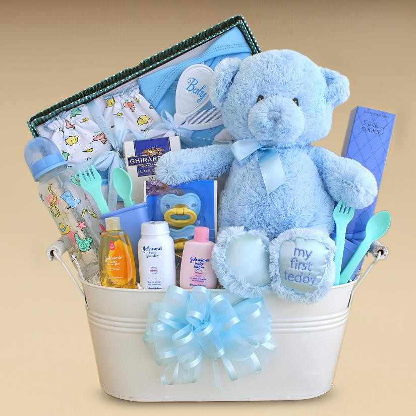 Toddler Gift Ideas For Boys  Gift Baskets Created Baby Boy Gift Basket
