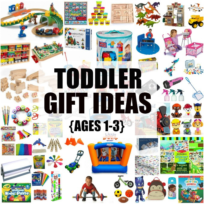Toddler Gift Ideas For Boys  Toddler Gift Ideas Ages 1 3