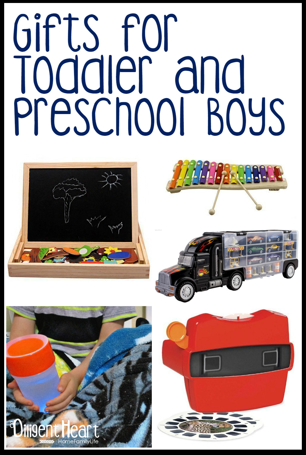 Toddler Gift Ideas For Boys  Gifts For Toddler and Preschool Boys