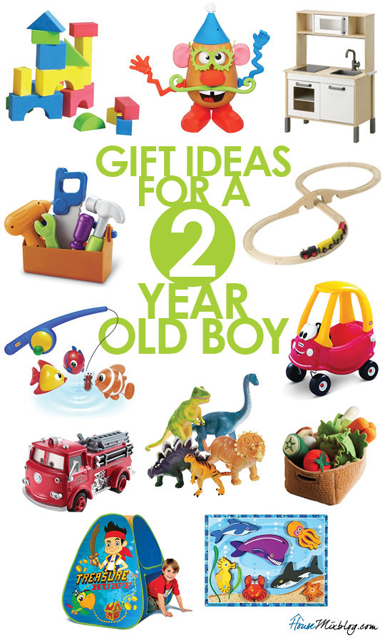 Toddler Gift Ideas For Boys  Toys for 2 year old boy