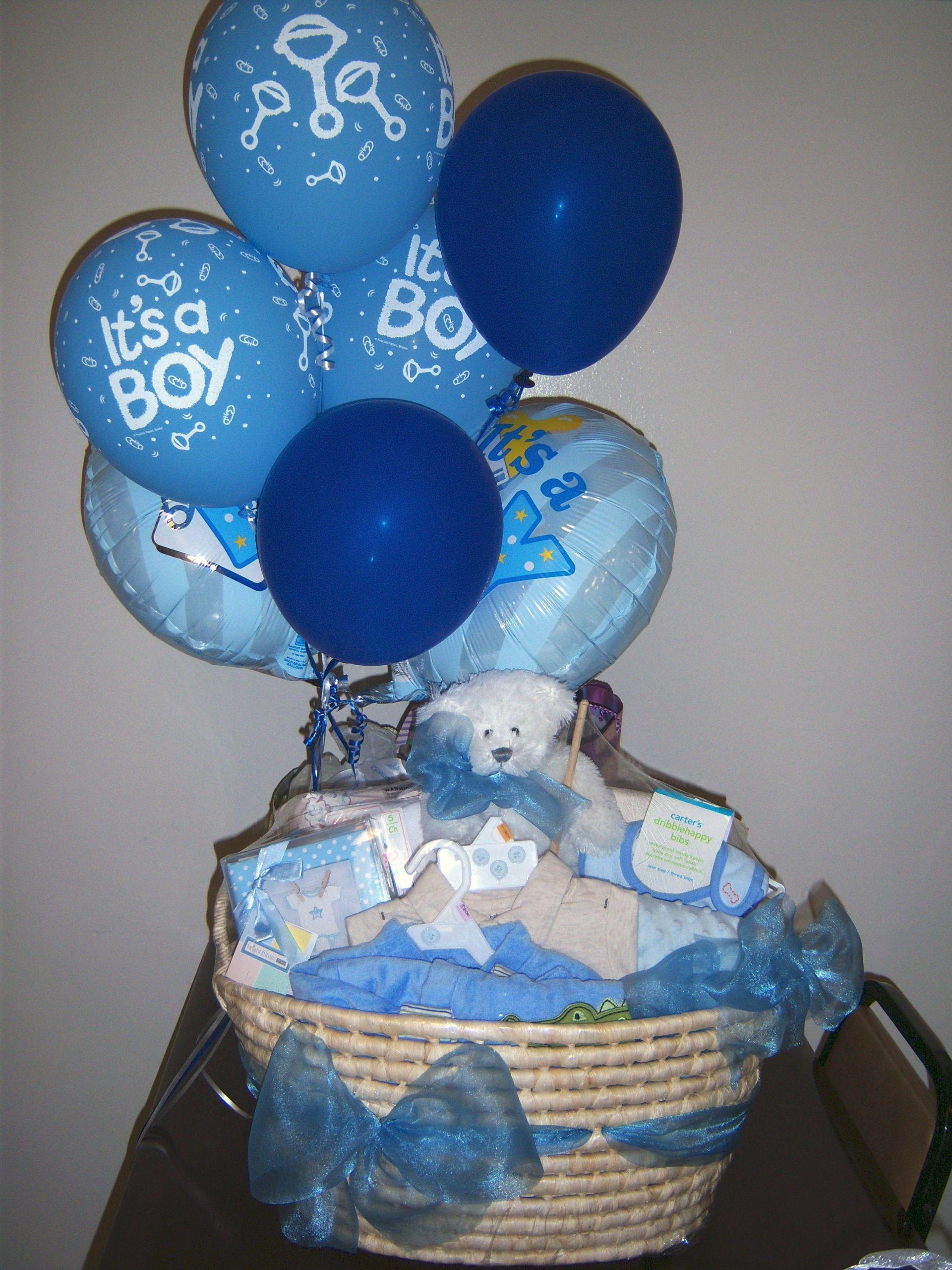 Toddler Gift Ideas For Boys  Baby Boy Gift Basket