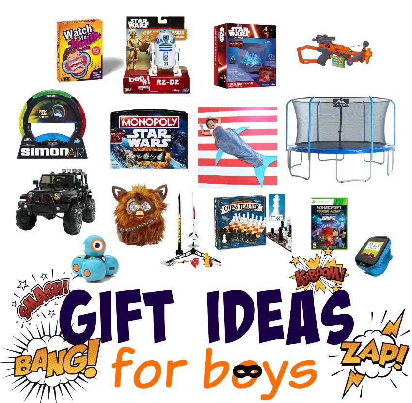 Toddler Gift Ideas For Boys  Gift Ideas for Little Boys The Cards We Drew