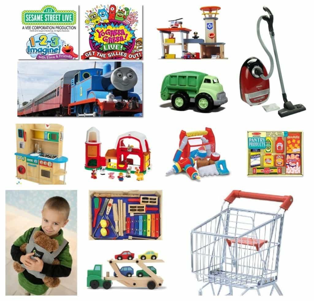Toddler Gift Ideas For Boys  Toddler Preschool Boy Gift Ideas